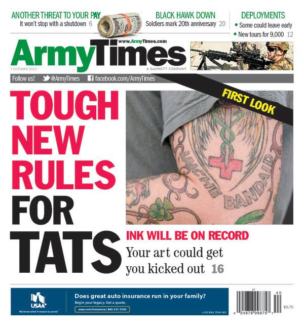 ArmyTime cover Oct. 7